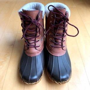 Tommy Hilfiger Russell Duck Boot - SIZE 7